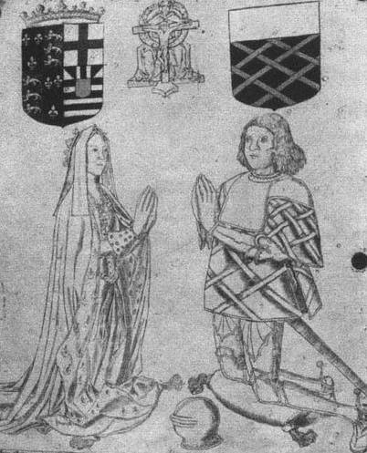 Anne of York, Sister of Edward IV and Richard III, Aunt of