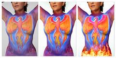 Phoenix Rising | by bodyartbykeegan