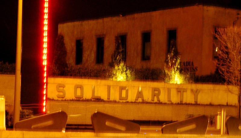 Solidarity (13/365)