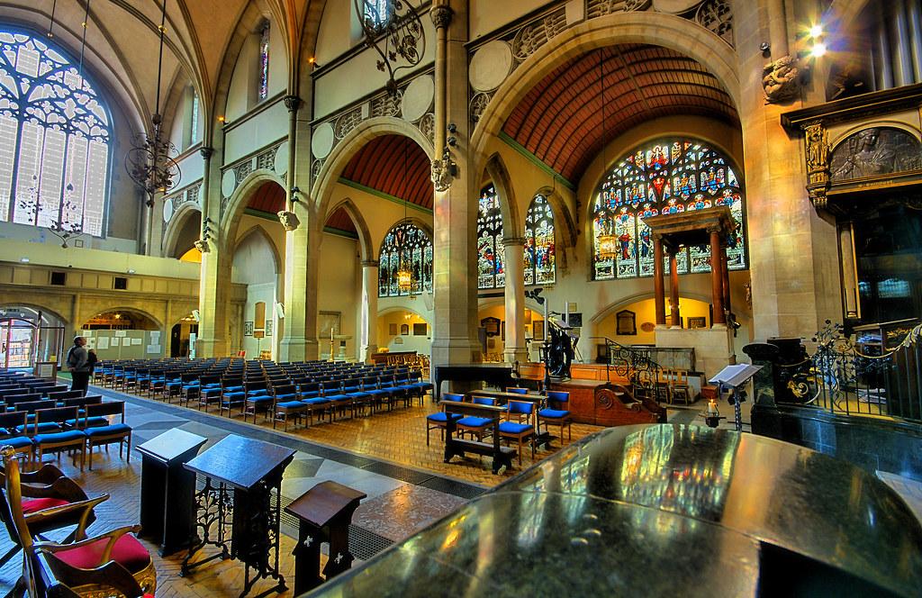 Resultado de imagen para holy trinity church london