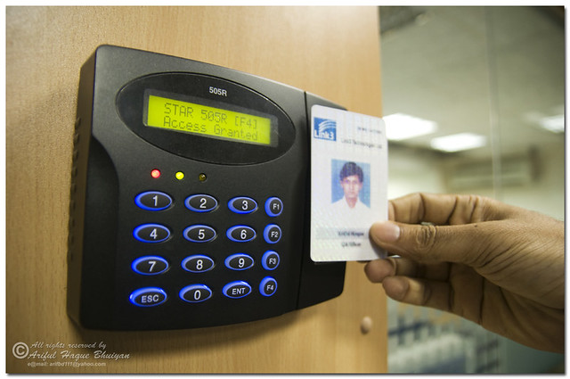 Digital Attendance System [Dhaka, Bangladesh] | Date: 27th A