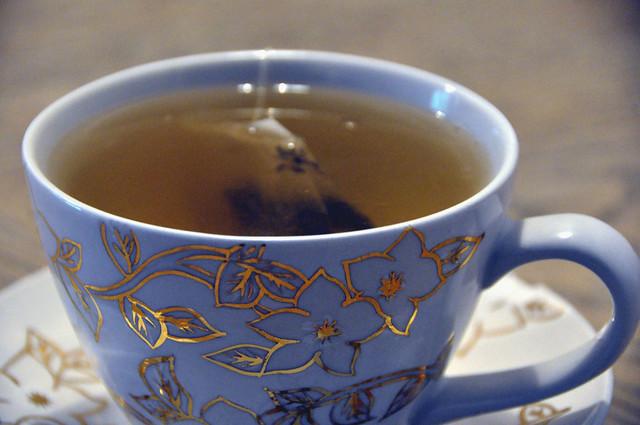 21: 365 Green tea