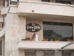 Greta Garbo bar Tirana Albania