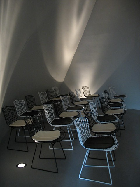 Chairs inside