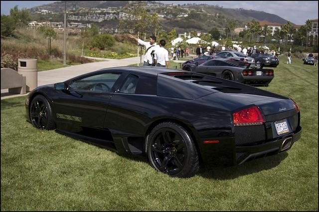 Lamborghini Murcielago Lp640 Versace Edition This Is Only Flickr