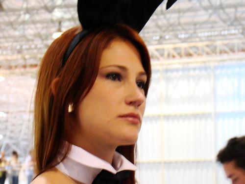 Coelhinha Ruiva (Ana Lúcia) - Playboy | by skateonrails