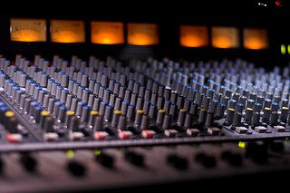 - Mixing Desk - | by teliko82