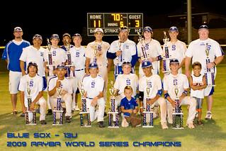Rockwall Blue Sox 13u Aayba World Series Champions Flickr