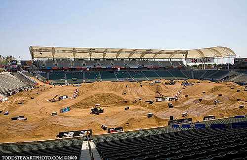 X Games 15 course