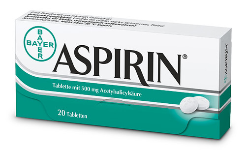aspirin | by Aloma Sands