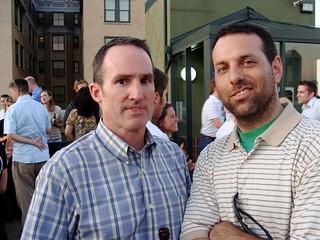 Sean & Andy