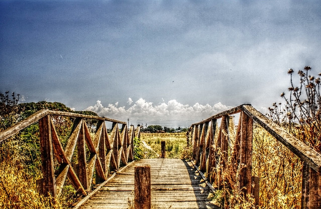 Ponte verso il Paradiso (HDR)