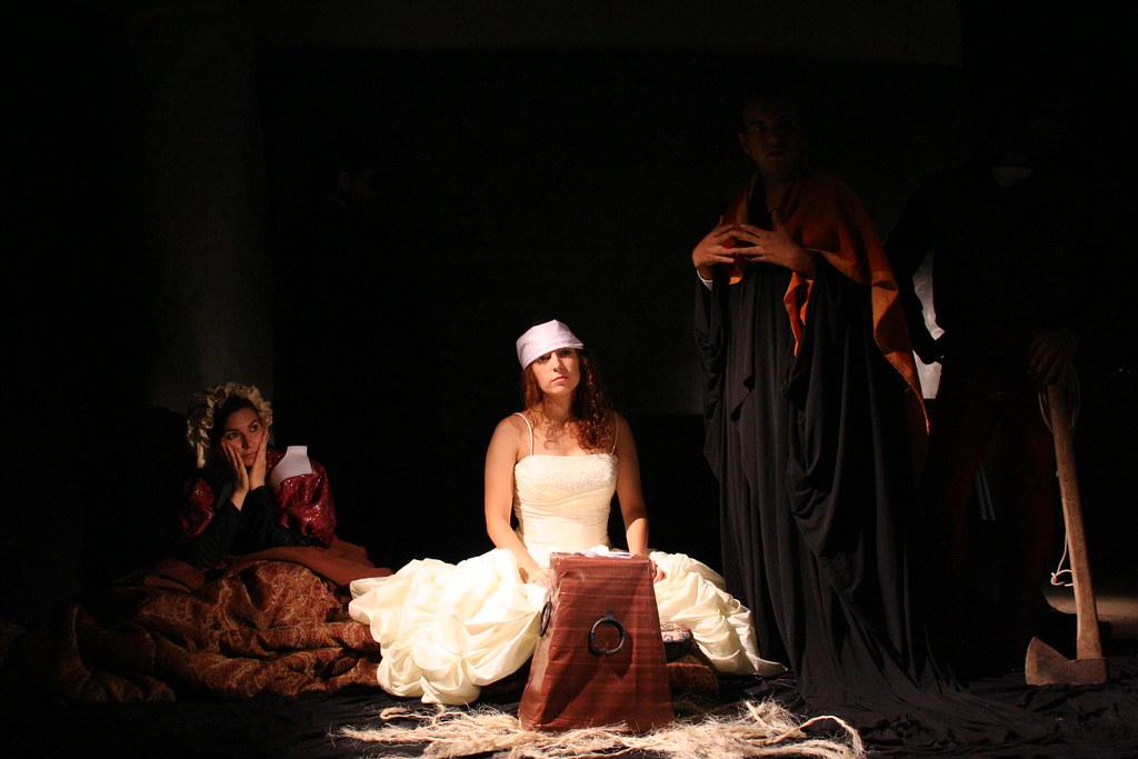 ladyjane_The execution of Lady Jane Grey | La ejecución de Lady Jane … | Flickr
