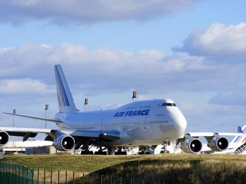 Air France Boeing 747-428 F-GITJ @ CDG | by slasher-fun