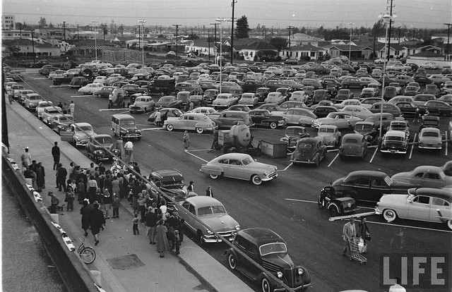 Food Giant Grand Opening, 1951