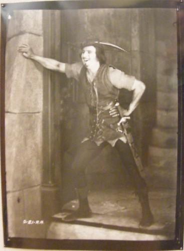 Fairbanks as Hood   by Gruenemann