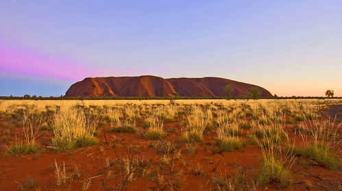 Majestic Uluru