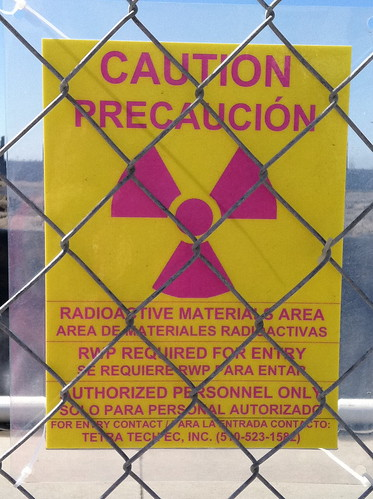 Radioactive Materials Area | by LimeTech