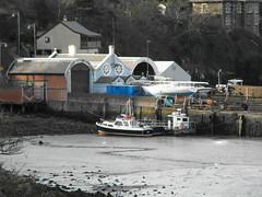 Ferry Pier & Terminal, Boat Brae, Newport-on-Tay | by Alispoon