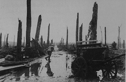 Ypres Sept 1917 Plank Track | by mymindbursts