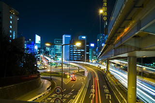 Tokyo City Night Shoot | by A7design1