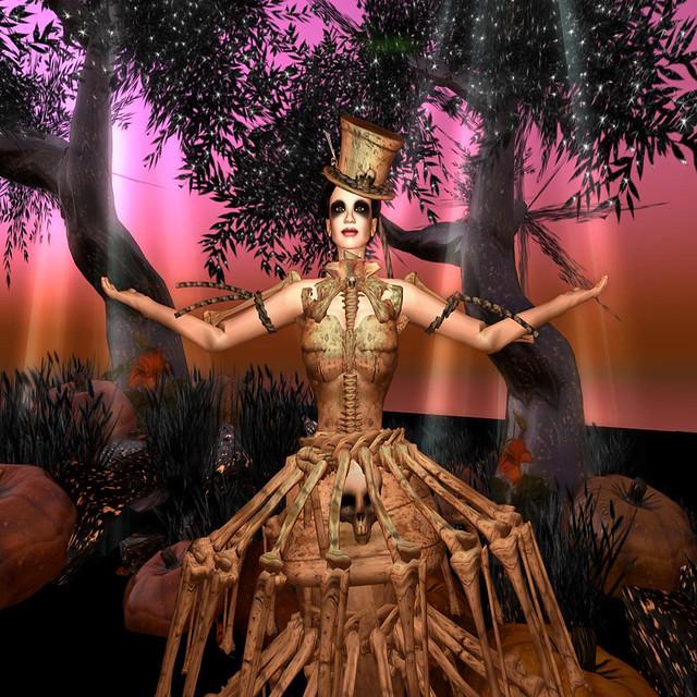 Halloween Skeleton Devlin