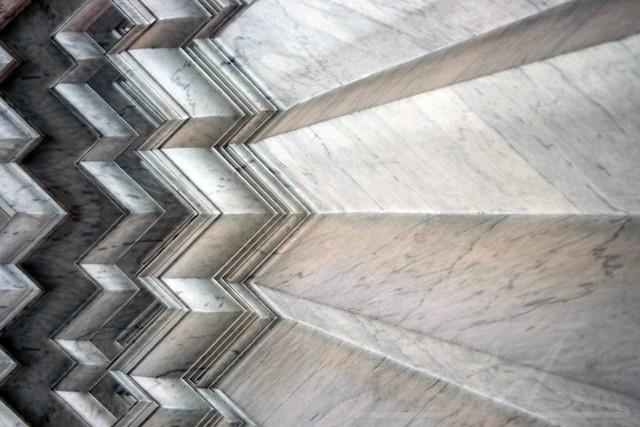 Abstract column