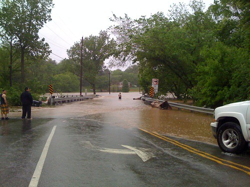 Blackman creek.  Plus my house is flooded.  #othersituation2010 | by matt is legend