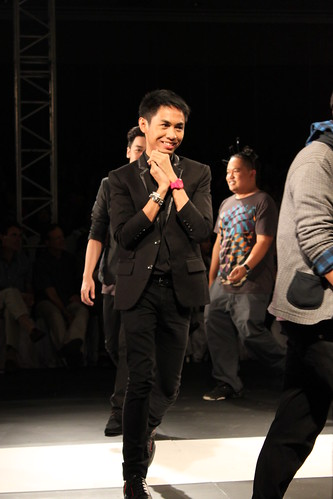 Veejay Floresca - Philippine Fashion Week Holiday 2011 | by RoanneV
