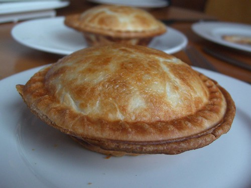 Aunt Shirley's Curry Chicken Pies | by avlxyz