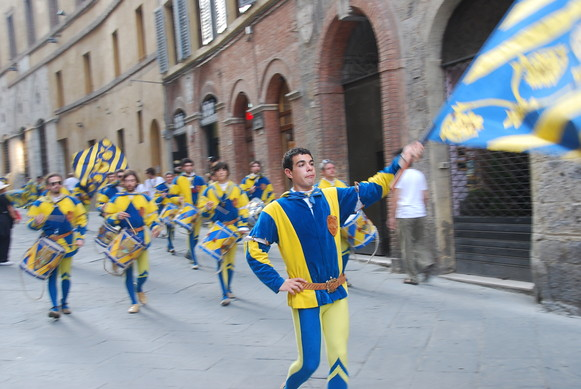 The Day After (the Palio di Siena)