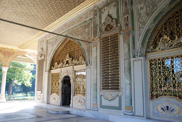 Istanbul.Le palais de Topkapi._09