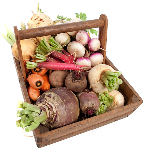 Autumn root vegetables | by fhfgreenmedia