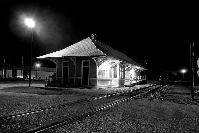 Heath Springs Depot