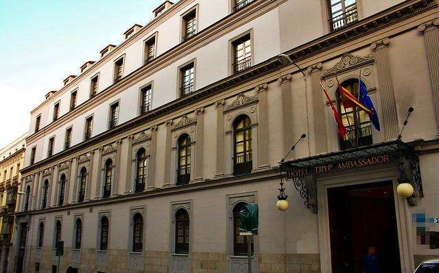 Palacio Del Duque De Granada De Ega Actual Hotel Ambassad Flickr