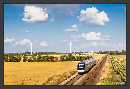IC4 bei Vejen/DK, 31.07.2014 | by Schnitzel_bank