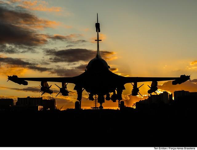 Sunset Gripen-NG (réplica)