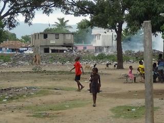 Haiti - città di Ouanaminthe