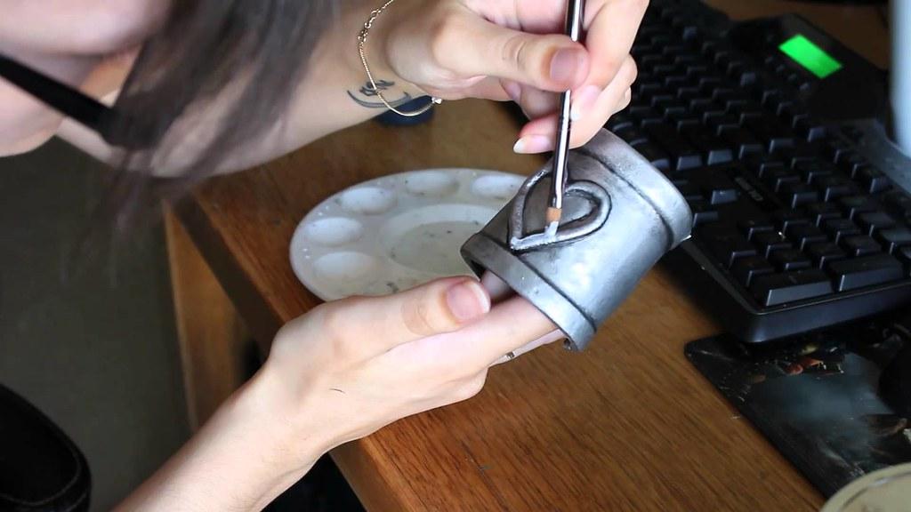 How to make Cosplay Armor  Easy DIY Tutorial  | Armor, Steam