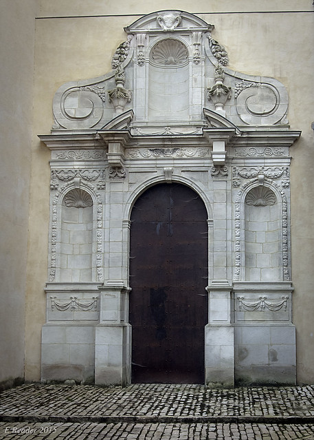 Portal at Cluny Cathedral
