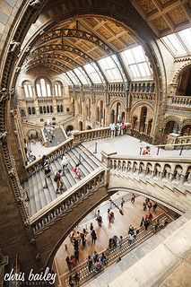 The Natural History Museum | by Chris Bailey Photographer