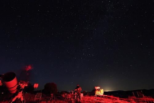 Una noche de estrellas