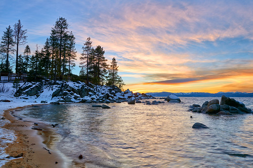 Lake Tahoe Sunset | by KP Tripathi (kps-photo.com)