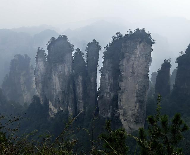Zhangjiajie 张家界