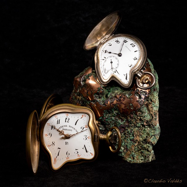 The Sublimation of Time