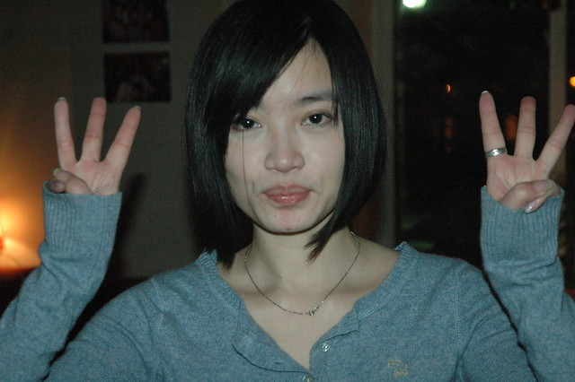 Sexy Hot Chinese Girl and Six Fingers SAYS