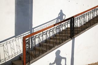 Shadows - Chefchaouen, Morocco