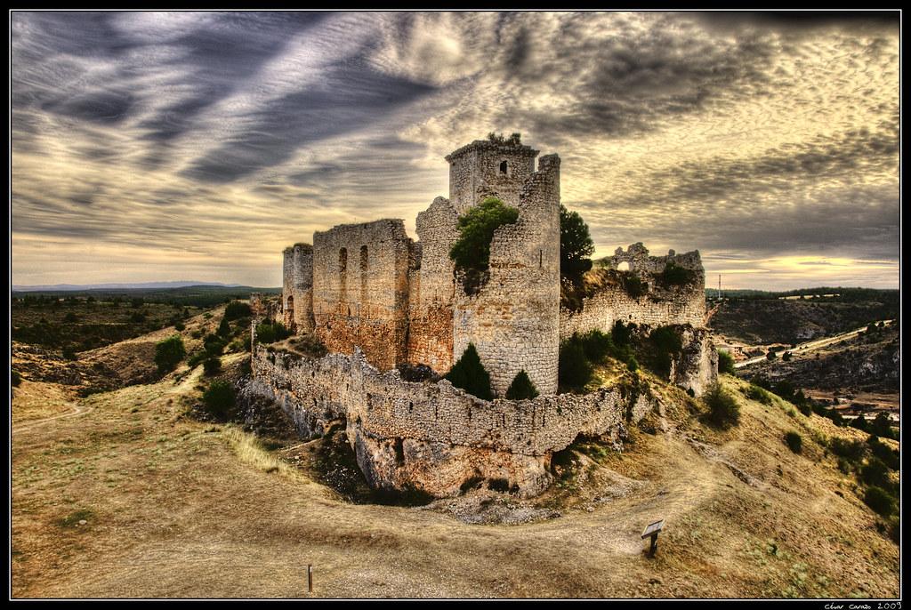 Resultado de imagen de Castillo de Ucero