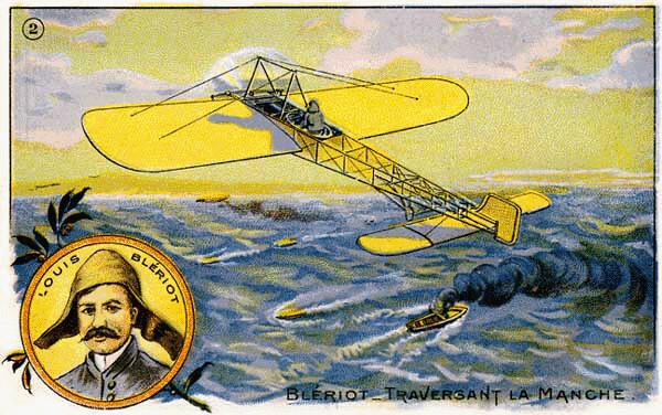 Louis Blériot, 1872-1936