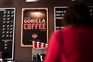 Gorilla Coffee | by 케이채